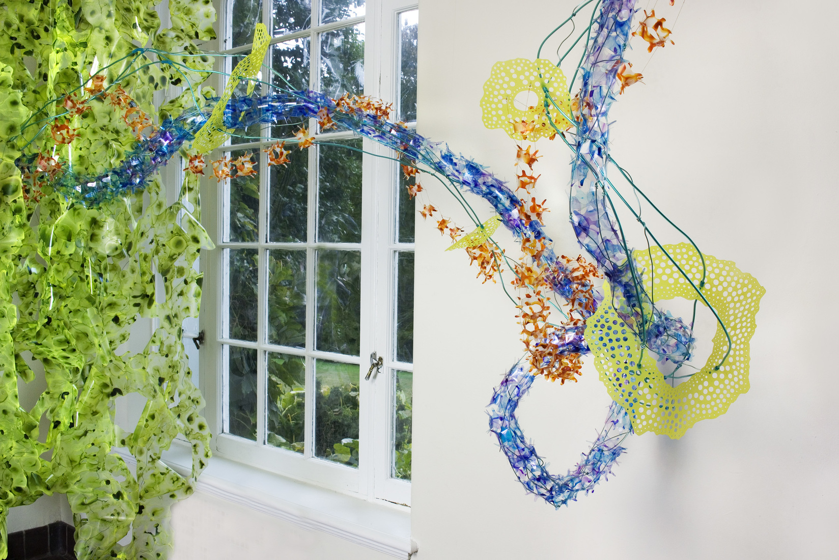 Synthesis Synthesis at Wave Hill, Glyndor Gallery, Sunroom Project Space