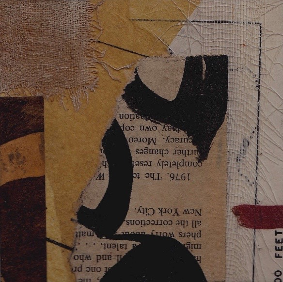 Small Mixed Collage '1976'