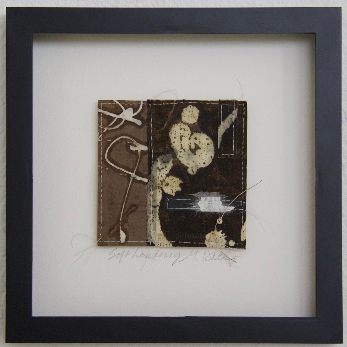 SHOP #Artist Support Pledge 'Soft Landing' (SOLD)