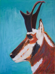 nikki keye animals for sale Acrylic on Canvas