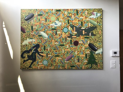 Paul Spina ArtiCle Gallery Cleveland