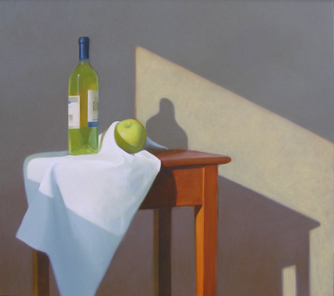 Peter Malone Still Life 2002-2011 oil on linen