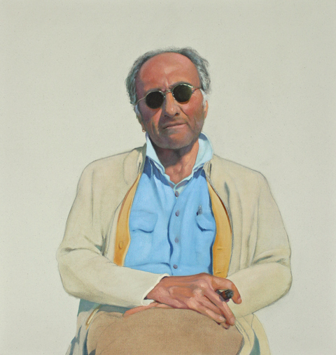Peter Malone Portraits 2012-2016 oil on canvas