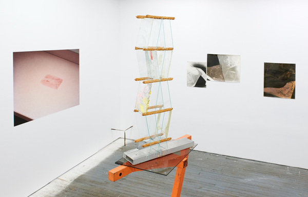 RACHELLE BUSSIERES  Exhibitions Curated by Alejandro Almanza- Pereda, Present Company, Brooklyn, NY