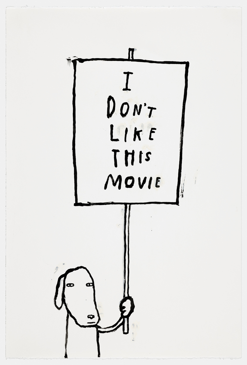 protesters I Don't Like This Movie