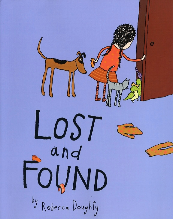 children's books Lost and Found