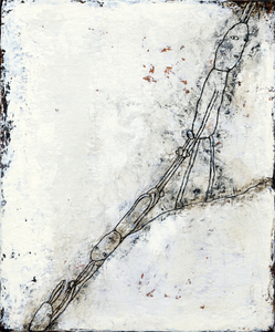 Rebecca Doughty small paintings & drawings acrylic on wood