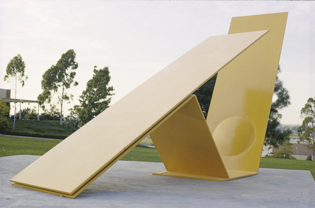 ROBERT GRAY MURRAY SCULPTURE Painted steel
