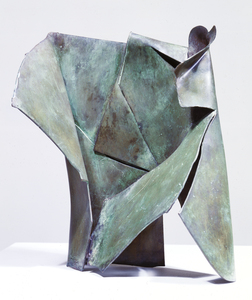 ROBERT GRAY MURRAY SCULPTURE Unique cast bronze
