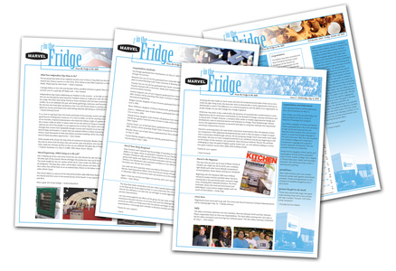Etcetera  Printed Newsletter