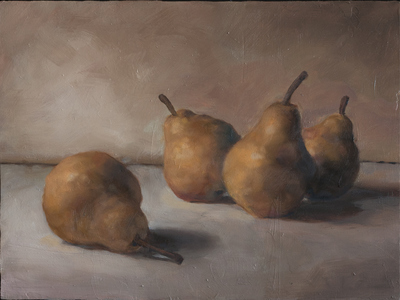Sara Fleenor Paintings oil on panel
