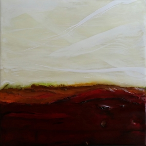 Sharon Blomquist The Art Gallery Encaustic, W/mixed media