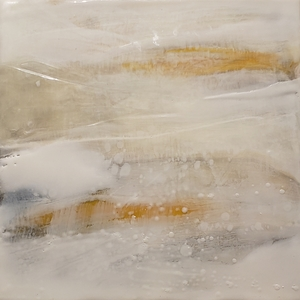 Sharon Blomquist The Art Gallery Encaustic, Pigment Stick, Pastel