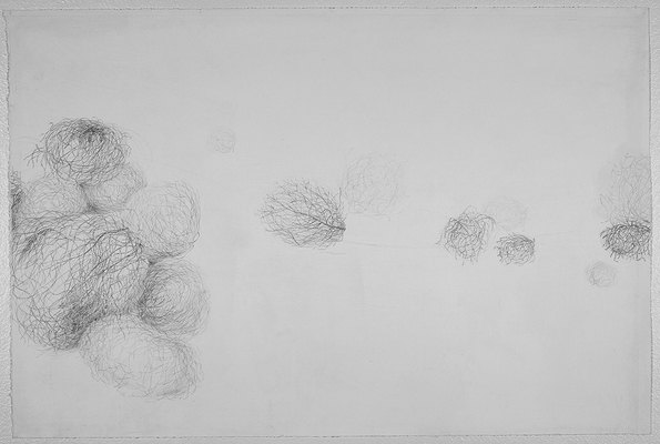 Shona Macdonald Around New Mexico pencil and paper