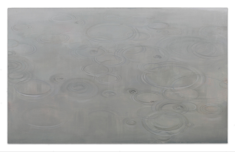 Shona Macdonald View of Rain acrylic, casein, and oil on canvas
