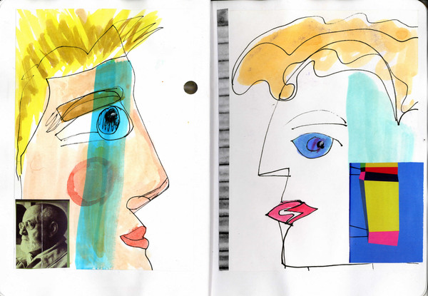 Sketchbook #10