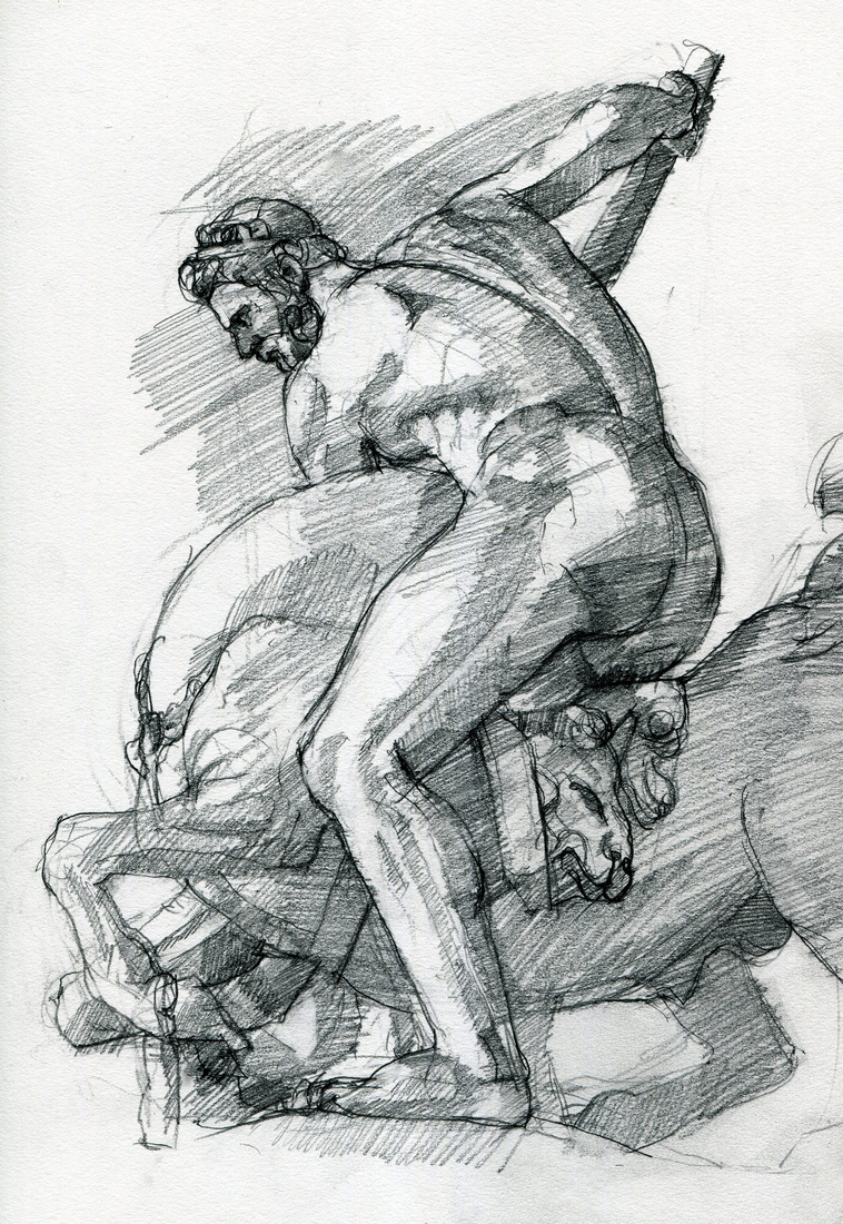 Sketchbooks Giambologna