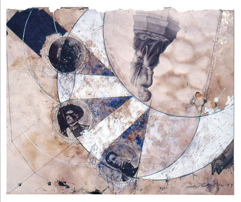 Collages 1984-85 (Rome)