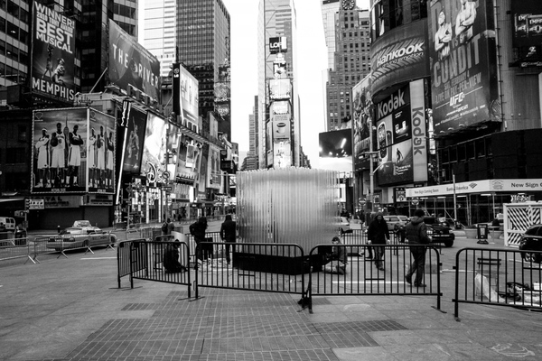 BIG HEART TIME SQUARE