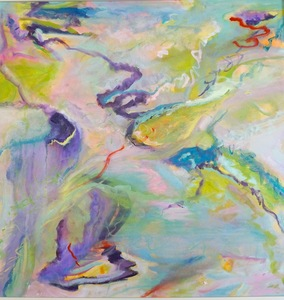 Nancy Vandenberg Oil/Acrylic Paintings Oil on canvas