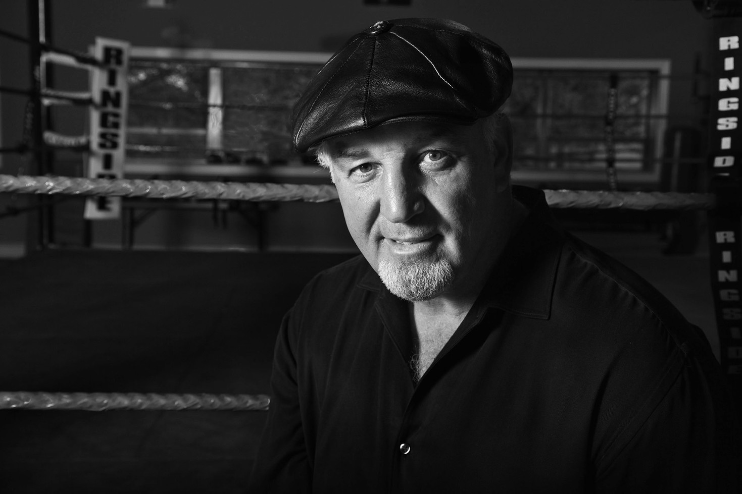 Gerry cooney former top ten heavyweight professional boxer