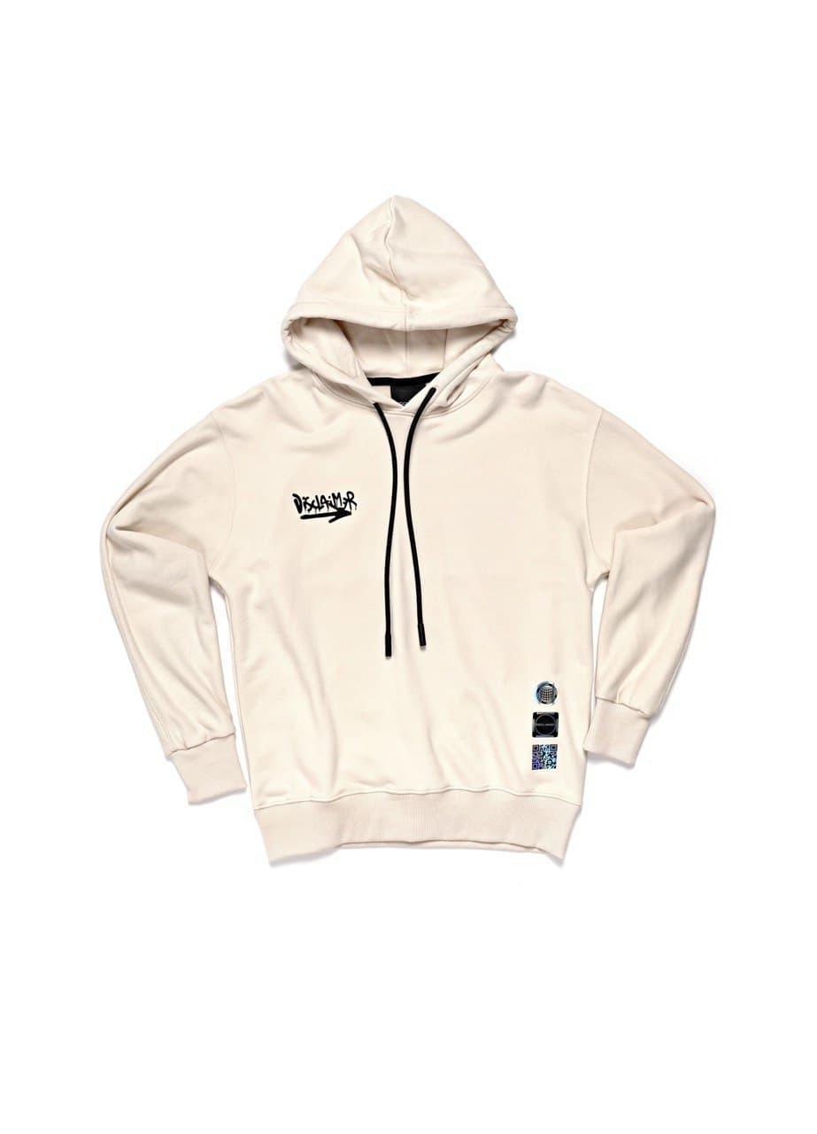 DISCLAIMER   hoodies   21IDS50833CR