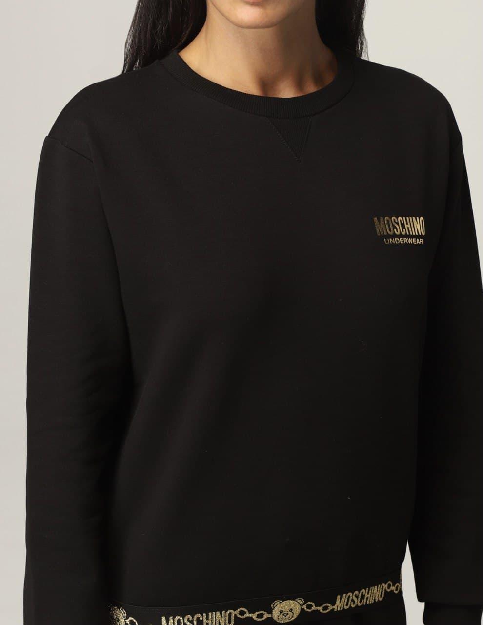 MOSCHINO UNDERWEAR   hoodies   A173690110555