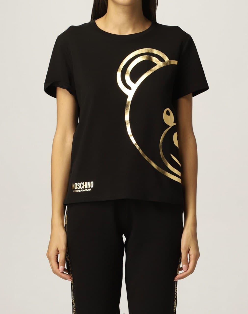 MOSCHINO UNDERWEAR | T-shirt | A190390100555