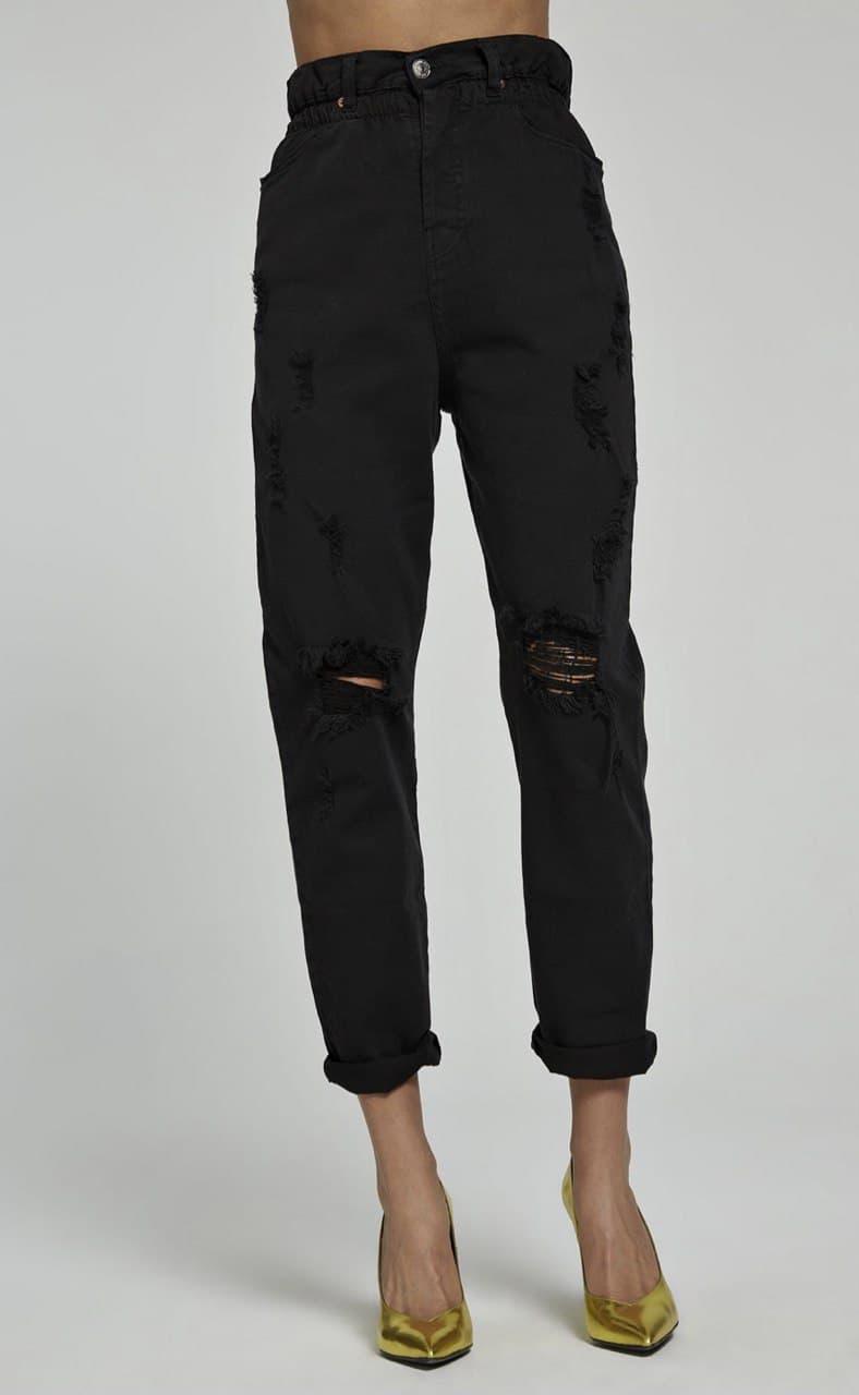 caramella rotture ANIYE BY | Jeans | 185810RUFFLE00002