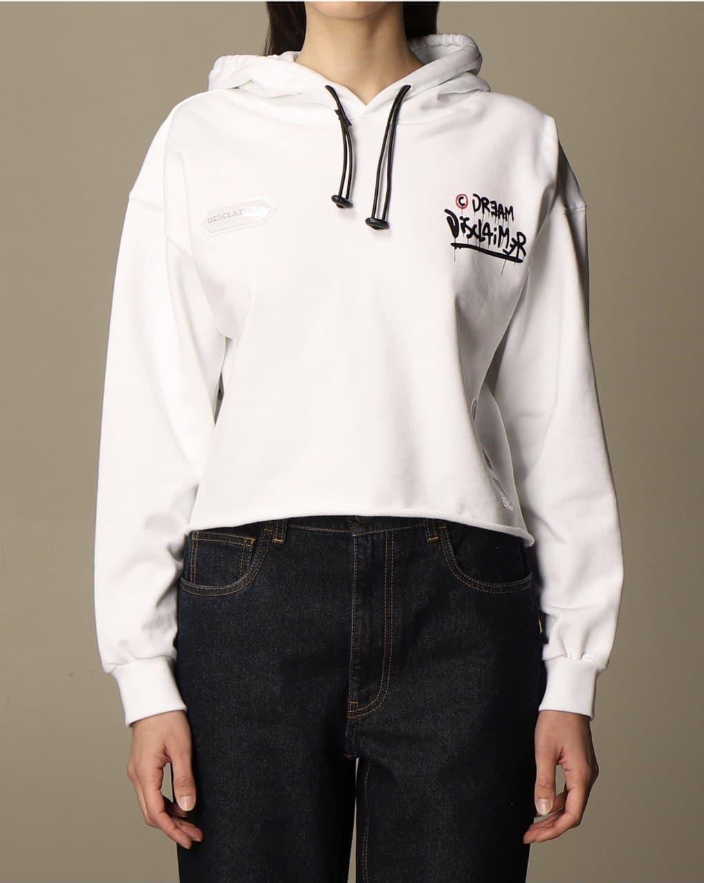 DISCLAIMER | hoodies | 21EDS50638NE