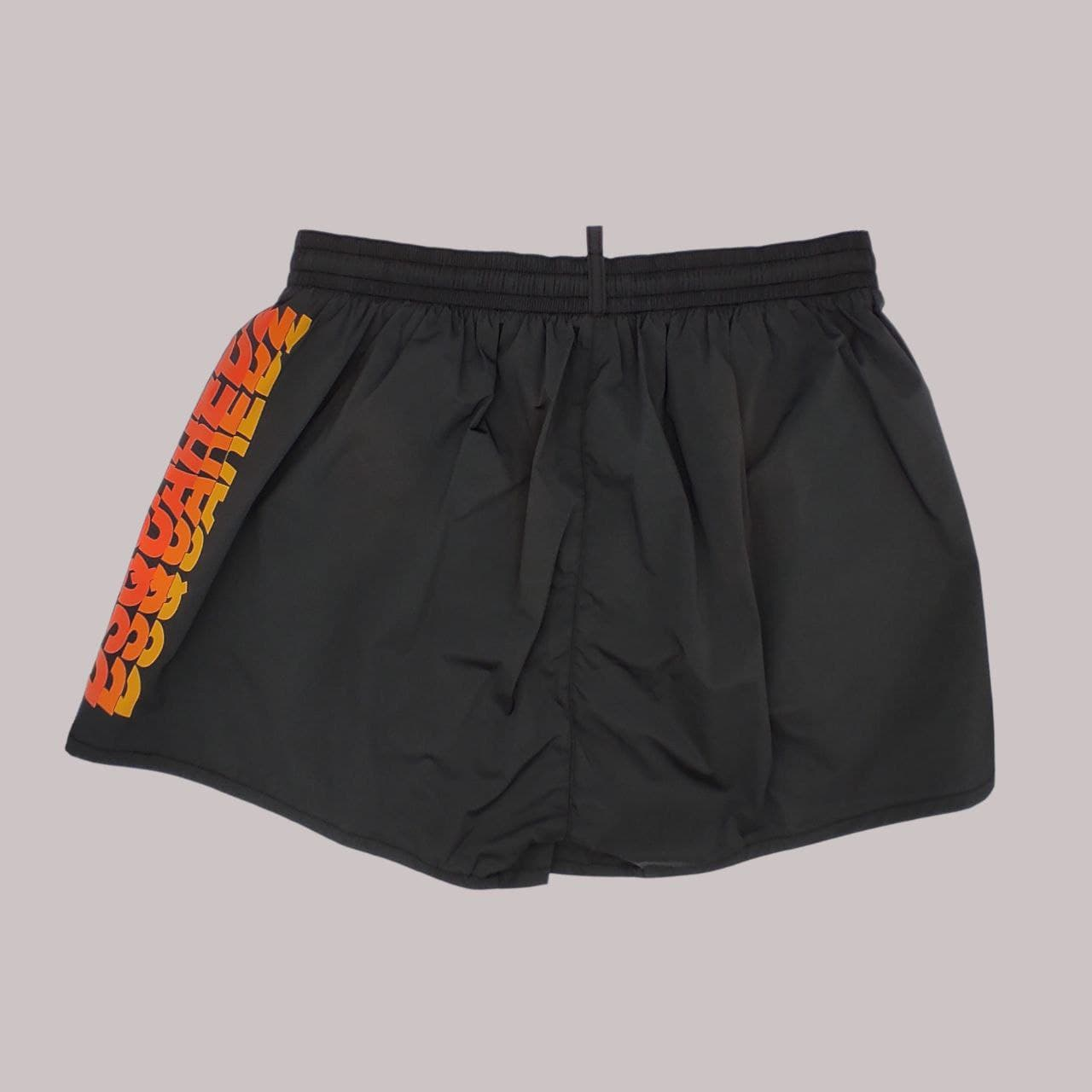 shorts logo riflesso laterale Dsquared2   Costume   D7B8P3790018