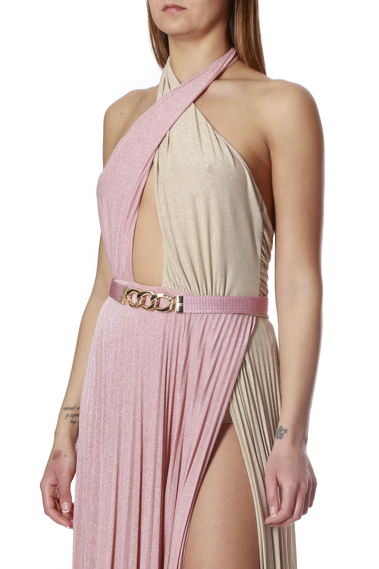 ELISABETTA FRANCHI | Dress | AB16201E2X01