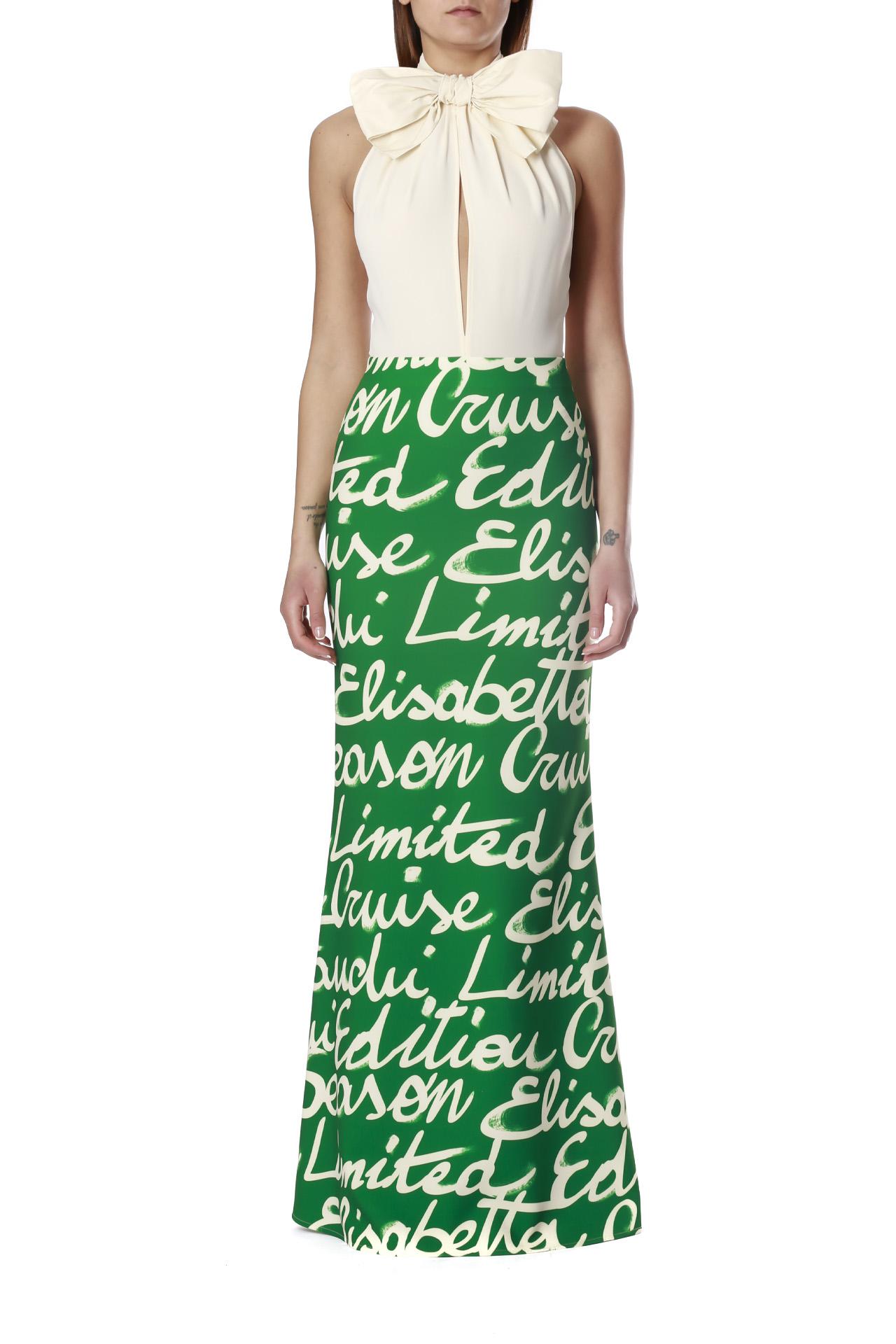 ELISABETTA FRANCHI | Dress | AB24902E2Y88