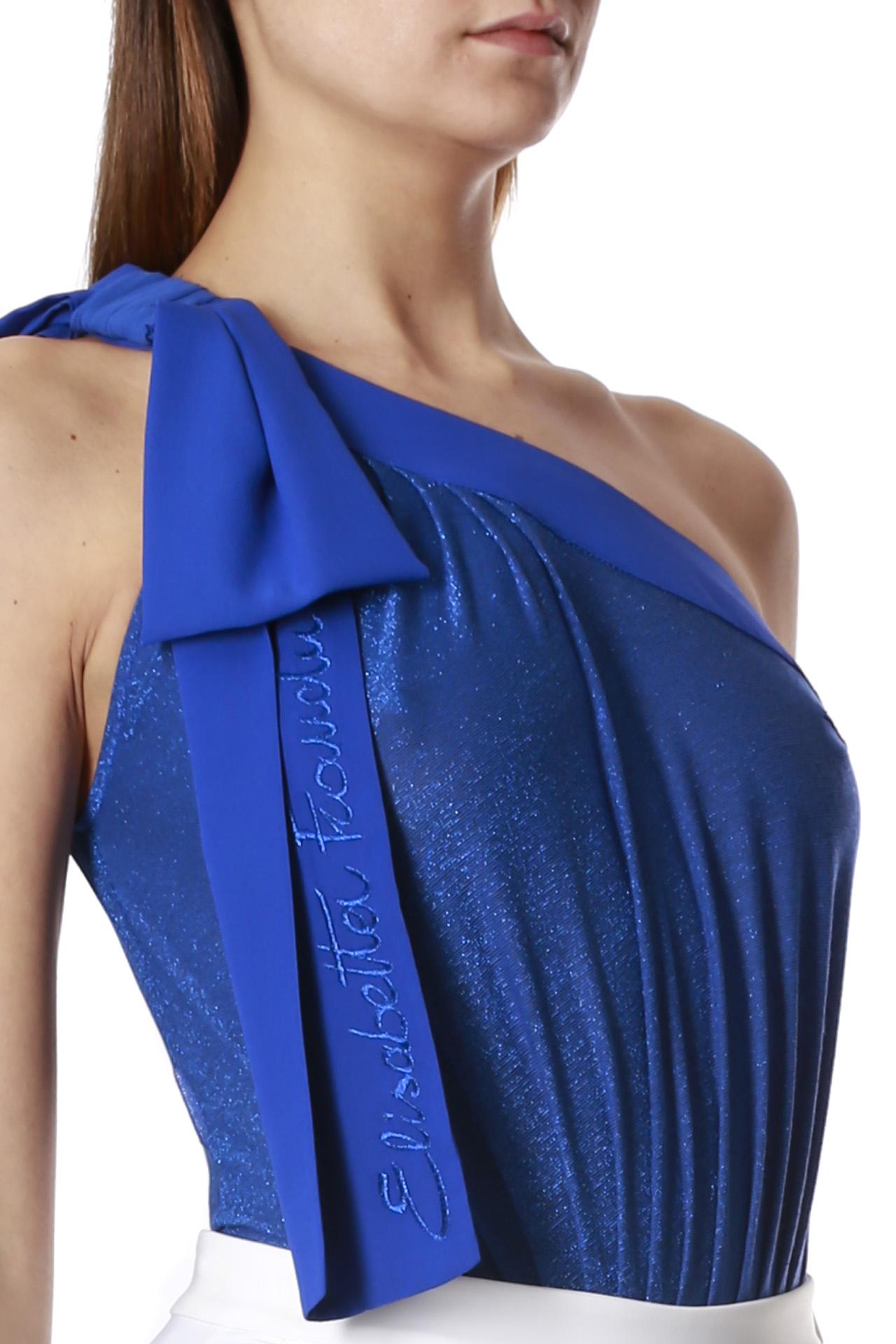 glitter monospalla fiocco ELISABETTA FRANCHI | Body | BO20501E2565