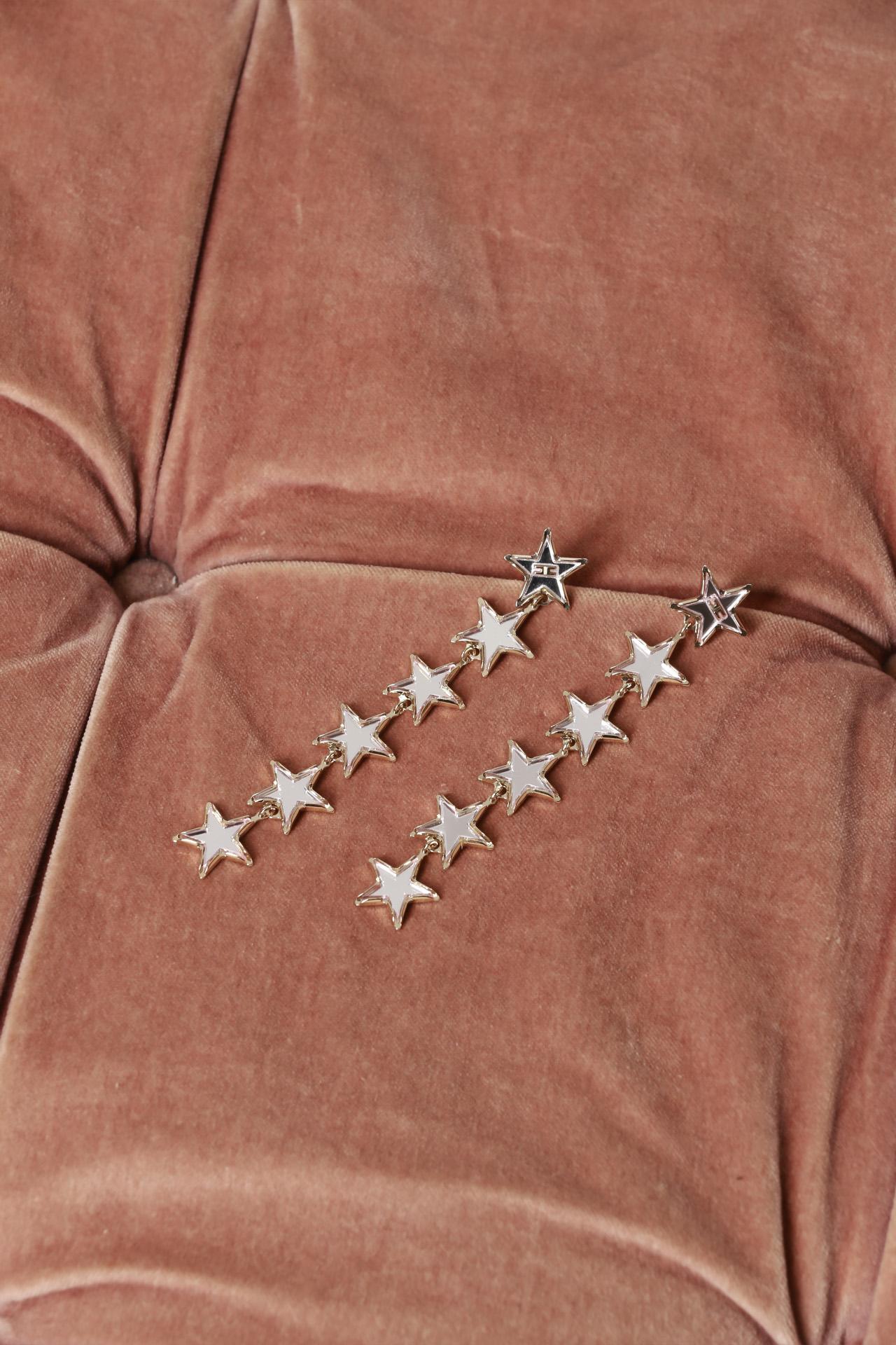 multi stelle oro rosa ELISABETTA FRANCHI | Orecchini | OR2MC96E2Z61