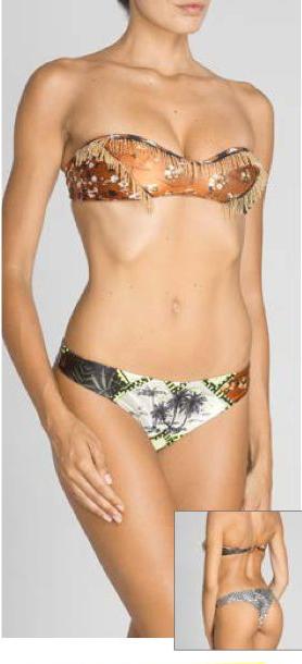 desert fascia corallini f**K | Costume | F210181X1X1