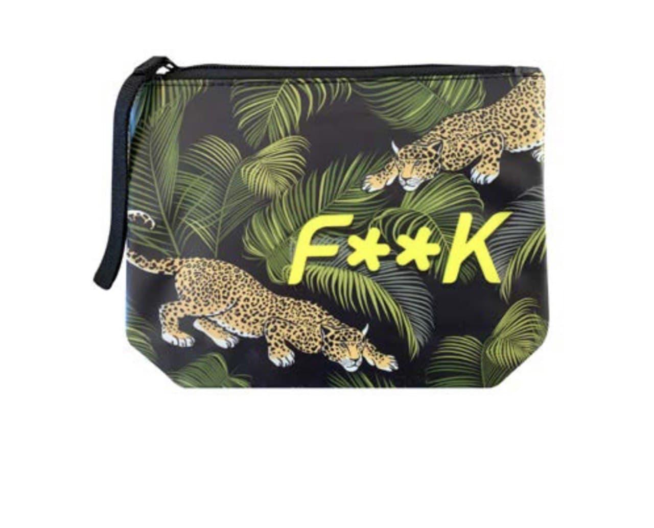 pochette iconica jungle f**K | Pochette | PCHUF21NR
