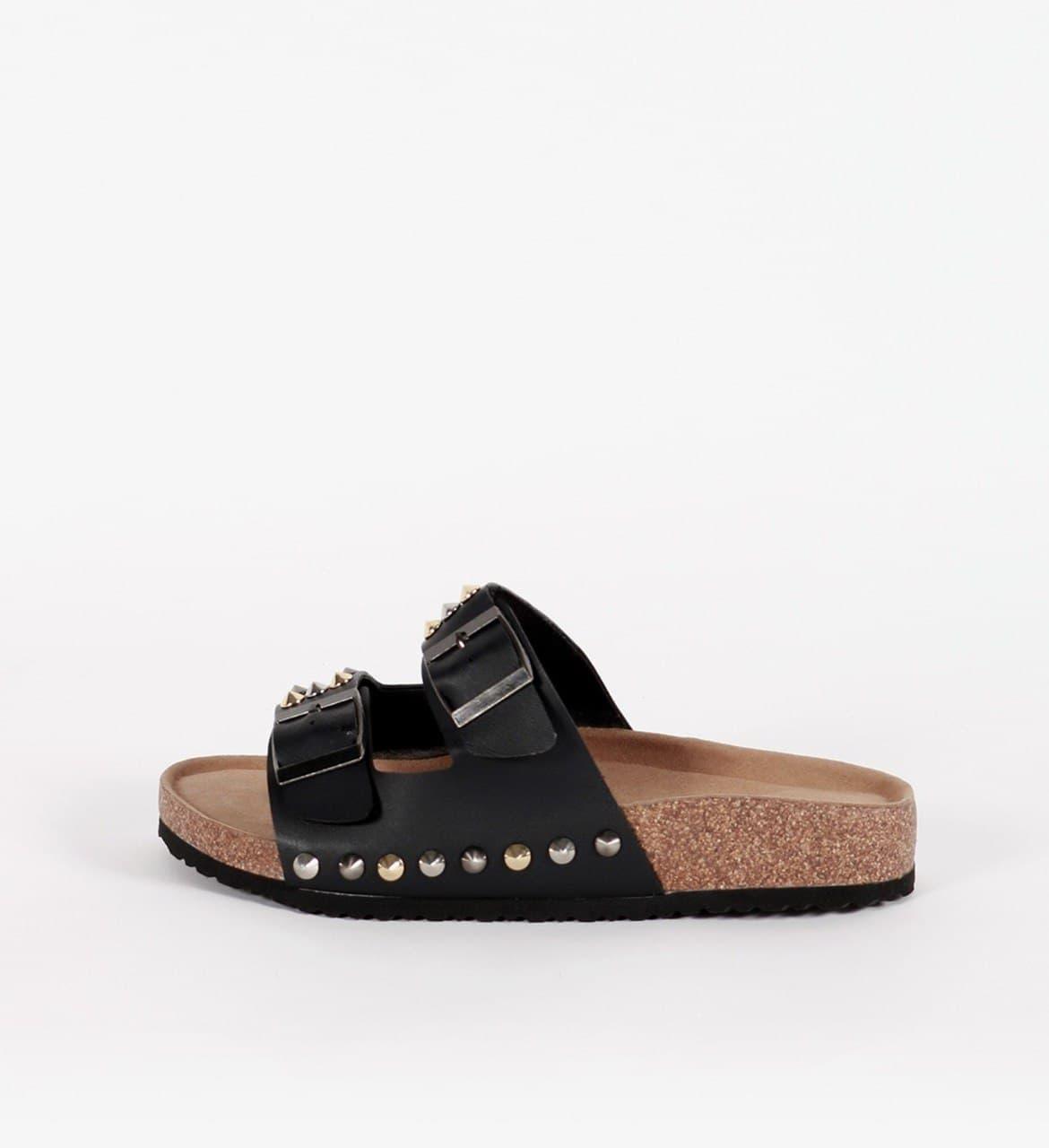 due fasce spikes GIO CELLINI   Sandalo   ST029NE