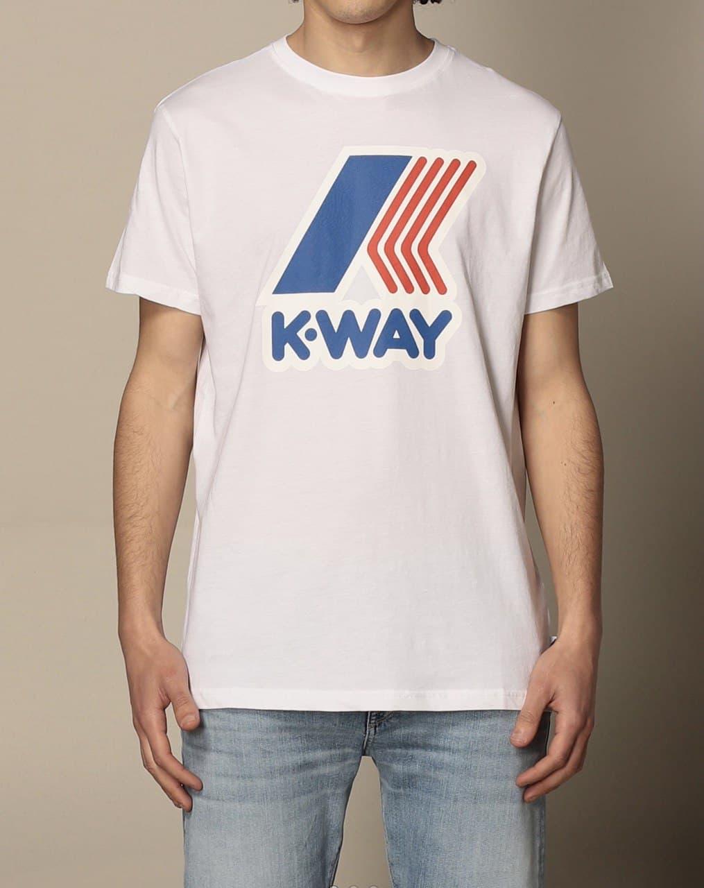 pete macrologo K-WAY   T-shirt   K009FF0001