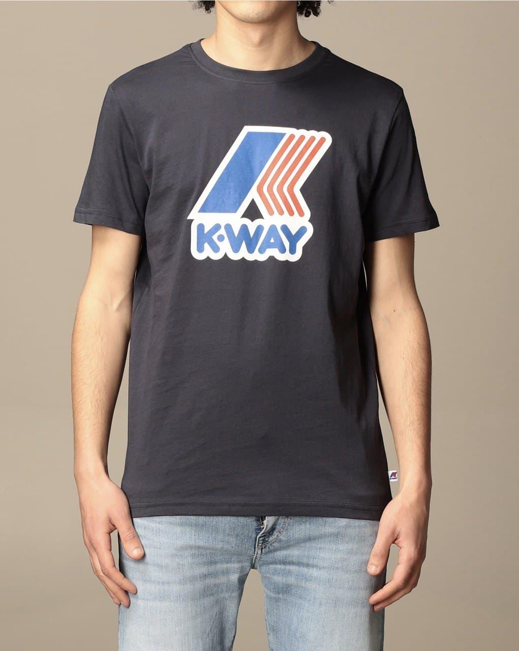 K-WAY   T-SHIRT   K009FF0USY