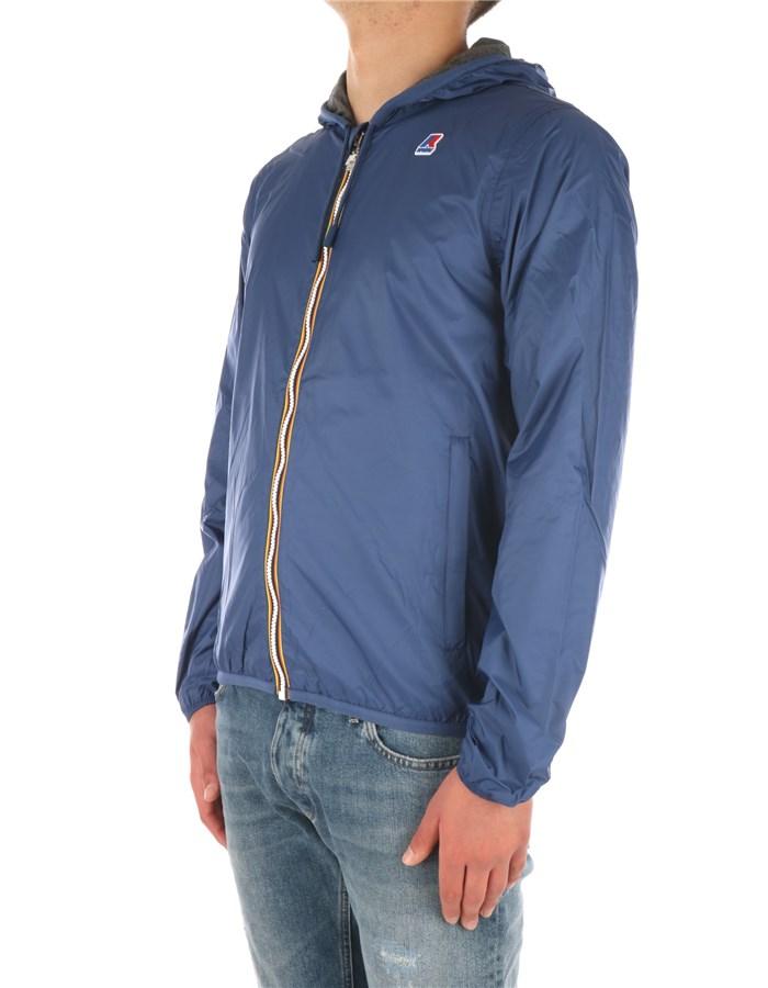 amauri nylon jersey K-WAY | Giubbino | K009FN0379