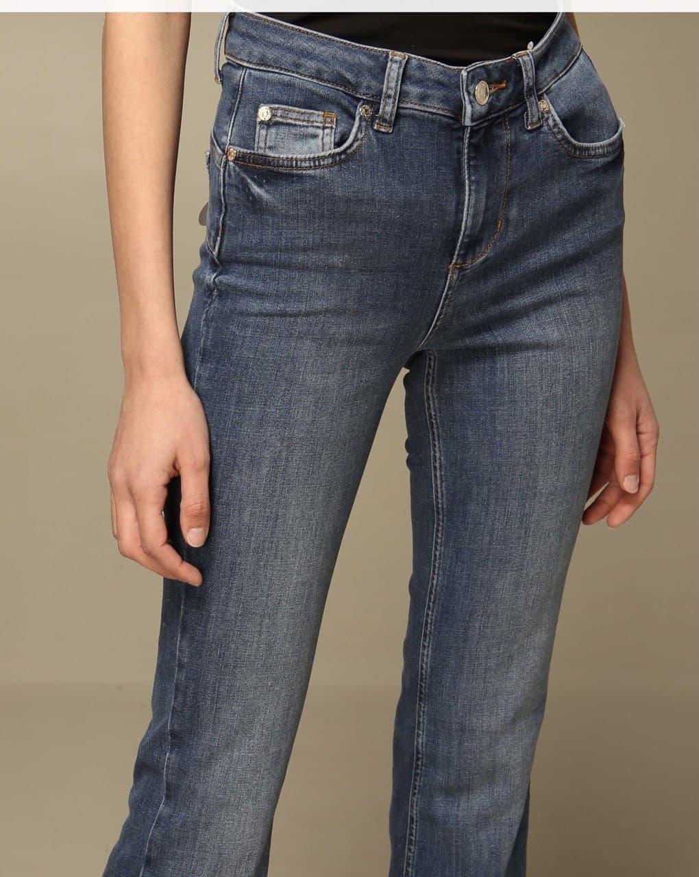 LIU JO BLUE DENIM 1 | Jeans | UA1015D453878138