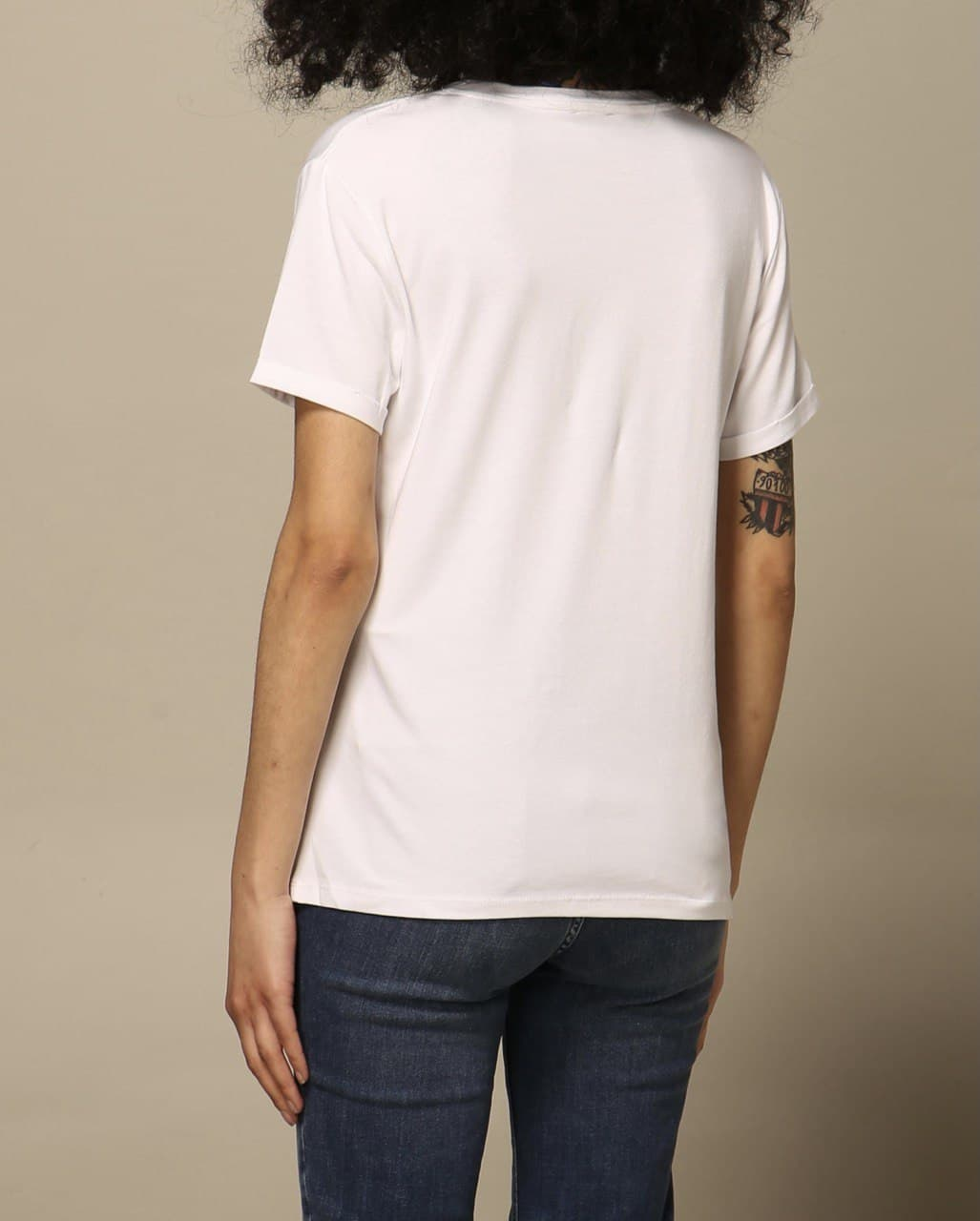 vespa special LIU JO JEANS 1   T-shirt   WA1329J5003T9587