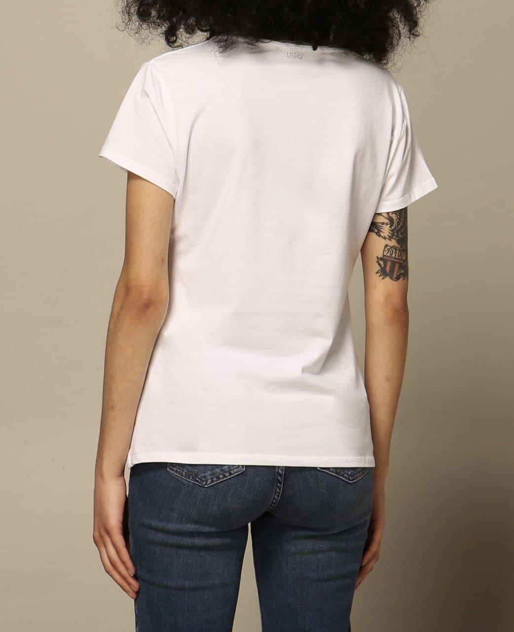 basco rossa LIU JO JEANS 1 | T-shirt | WA1519J500311111