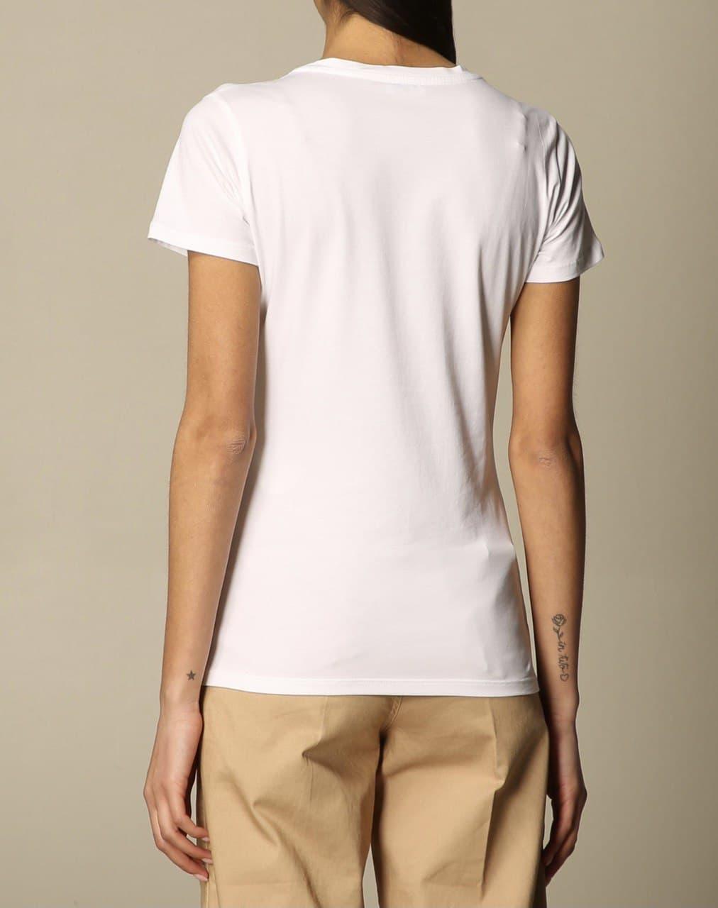 stampa mezza manica giro collo LIU JO JEANS 1   T-shirt   WA1569J0250T9734