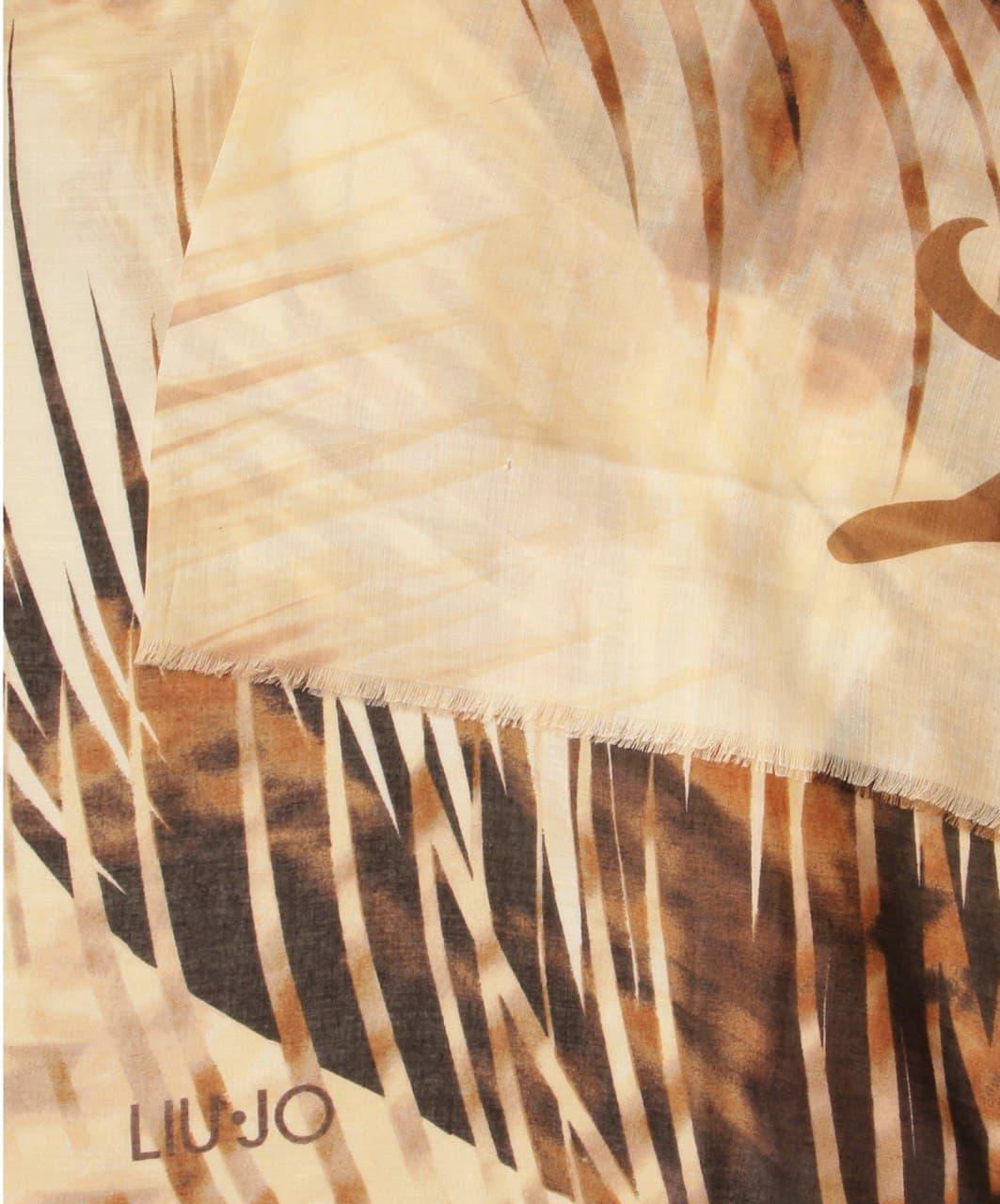 stampa tropical LIU JO SOFT ACCESSORI   Foulard   2A1084T030071316