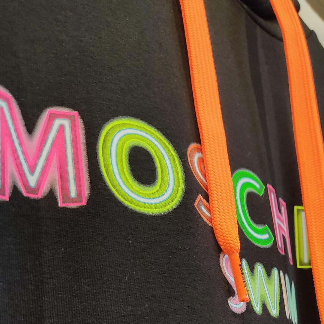 felpa lettere neon MOSCHINO SWIM | Abito | A1702 21170555