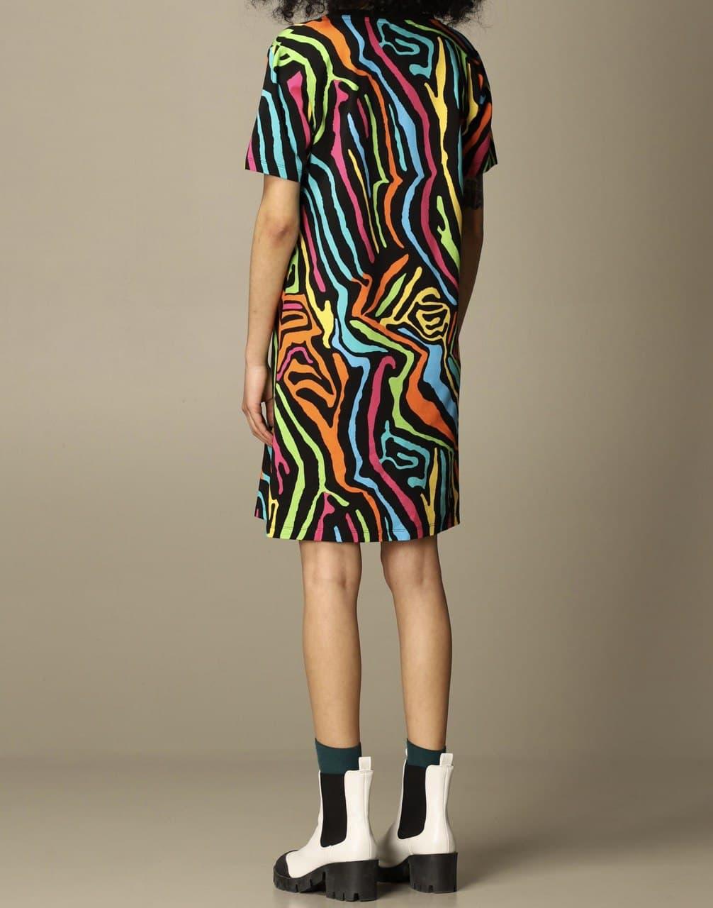 etnico multicolor MOSCHINO SWIM | Abito | A191421191555