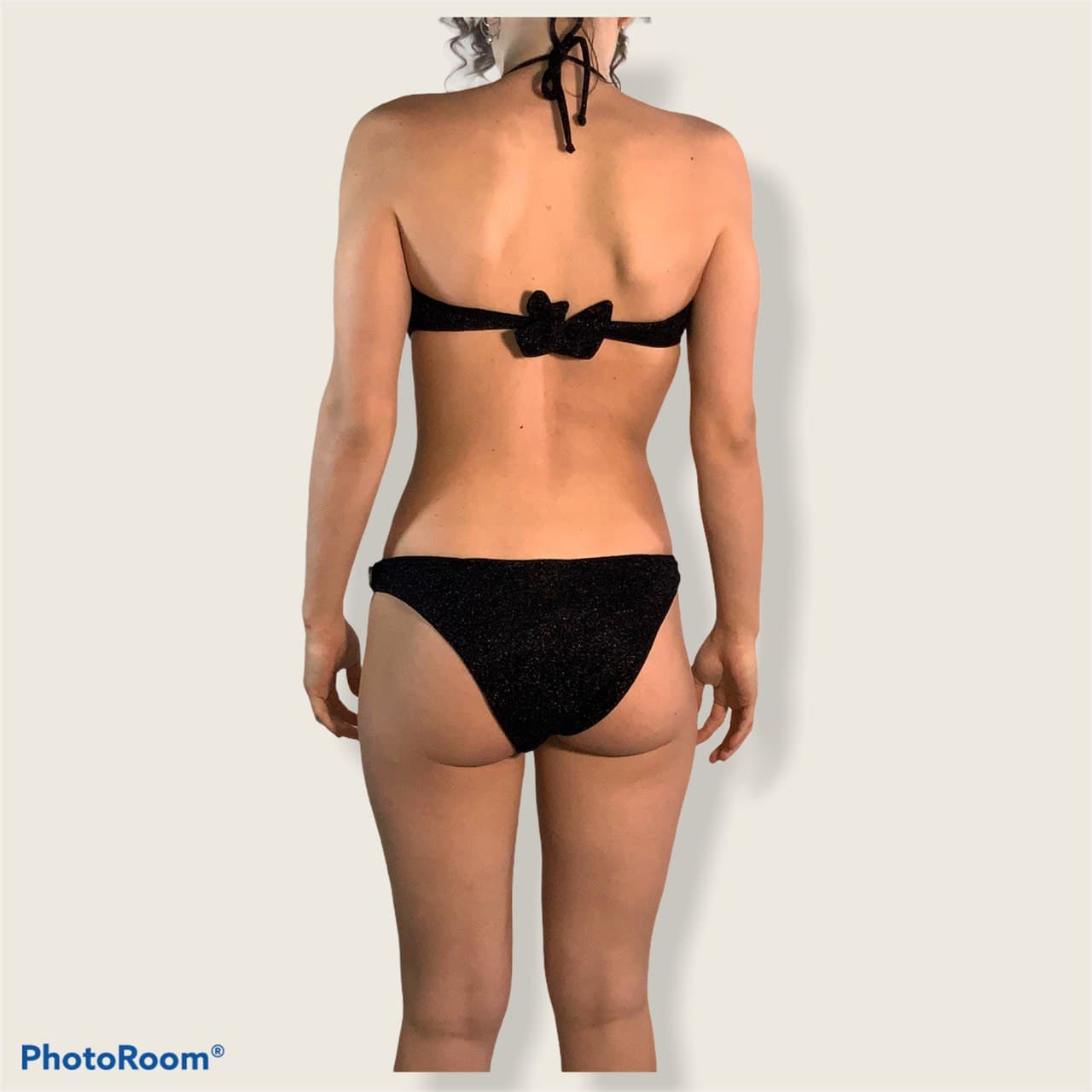 fascia glitter m metal MOSCHINO SWIM | Bikini | A5730 A7132 21010555