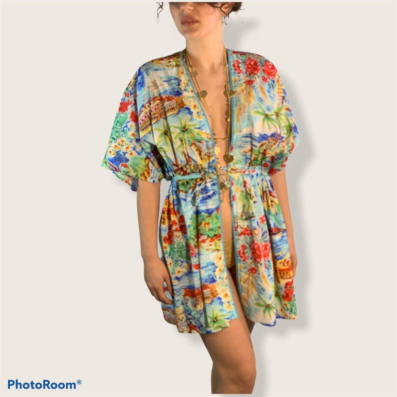 MOSCHINO SWIM | Kimono | A800421308888